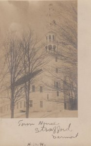 RP: STRAFFORD , Vermont , 00-10s ; Town House