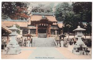Suwa Shrine, Nagasaki