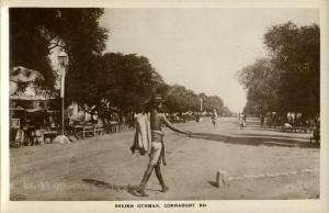 yemen, Sheikh Al-Daweel, Sheikh Othman, Connaught Road (1930s) RPPC