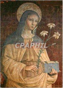 Modern Postcard Assisi Basilica Patriarchal S Maria degli Angeli Cappella del...