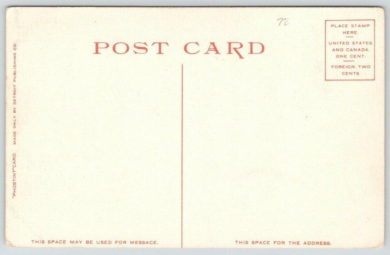 Keene Valley? Lake Placid? Adirondack Mountains~Dirt Rd~Detroit Publishing #9817