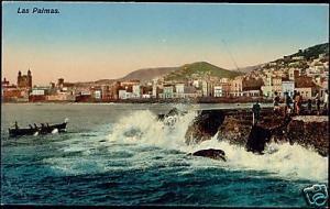 spain, LAS PALMAS, Gran Canaria, Angling, Panorama 10s