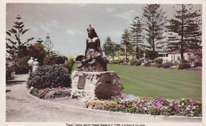 RP, Pania Statue, Marine Parade, Napier, New Zealand, 1920-1940s
