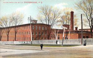 10184  Quebec  Shebrooke  Paton Woolen Mills
