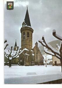 Postal 037939 : Pirineu Catala (Lleida). Vall dAran. Viella. Esglesia Parroquial
