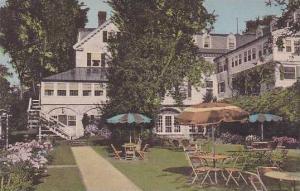 Massachusetts Anhurst The Lord Jeffery Terrace Garden Albertype
