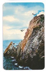 El Clavadista Cliff Divers Quebrada Acapulco Mexico