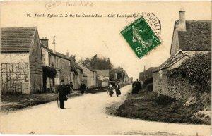 CPA Vieille-Église La Grande Rue - Cote RAMBOUILLET (246884)