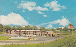 Georgia Valdosta Azalea City Motel 1969