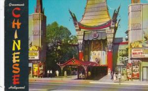 California Hollywood Graumana's Chinese Theatre