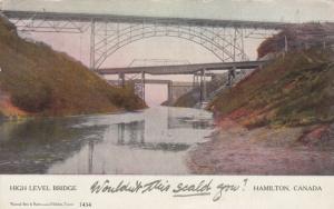HAMILTON , Ontario , 1905 ; High Level Bridge