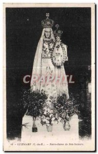 Old Postcard Guingamp Our Lady of Good Help