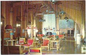 Assembly & Meeting room, The Hauberg Indian Museum, Rock Island, Illinois, IL,