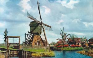 RP, Windmill, Wipwatermolen Te Tienhoven (Utrecht), Netherlands, 1920-1940s