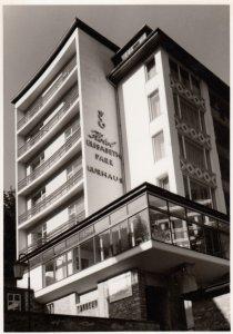 RP: BAD  GASTEIN , Austria , 50-70s ; Hotel Elisabeth Park ; Kurhaus