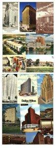 pc529 postcard Hotels FIFTEEN