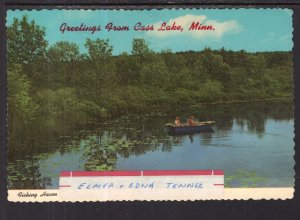 Greetings From Cass Lake,MN BIN