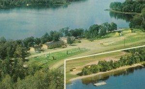 NOELVILLE , Ontario , Canada , 50-60s ; Bear Lake Camp