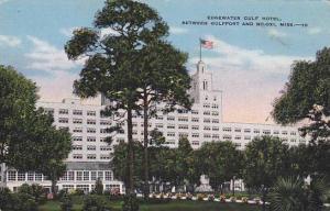 Edgewater Gulf Hotel, Between Gulfport And Biloxi, Mississippi, 1930-1940s