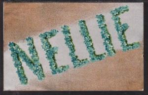First Name Nellie Postcard 5969