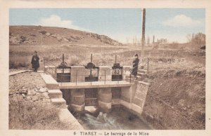 TIARET, Algeria, 00-10s; Le Barrage de la Mina