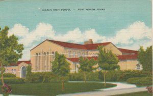 FORT WORTH , Texas , 30-40s ; McLean High School