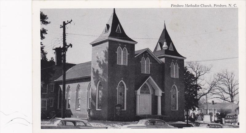 Methodist Church , Pittsboro , North Carolina , 1930s
