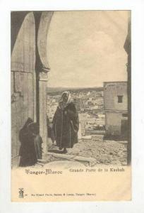 Tanger-Maroc, Grande porte de la Kasbah, 1898-1905