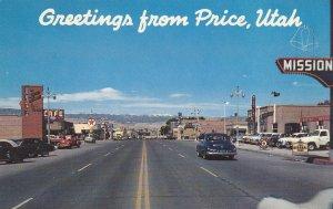 PRICE , Utah , 40-50s ; Main Street