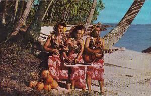 Fiji Musicians Korolevu Trio