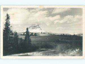 1940's rppc NICE VIEW Coleman At Crowsnest Pass Alberta AB W0969