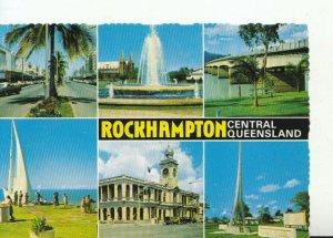 Australia Postcard - Views of Rockhampton - Central Queensland - Ref 20506A