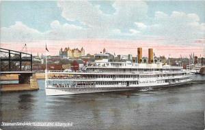 5085  Steamer Hendrick Hudson