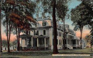Sahlers Sanitarium, Kingston, N.Y., Early Postcard, Unused