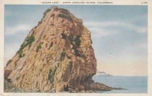 SANTA CATALINA ISLAND , 1910s ; Sugar Loaf
