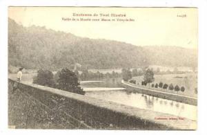Vallee De La Moselle Entre Maron Et Villey-Le-Sec, Toul (Meurthe-et-Moselle),...