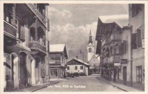 Austria Igls Street Scene