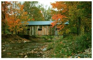 Vermont  Grafton   Cheddar  Covered Bridge
