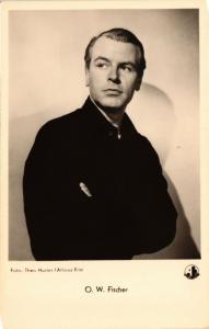 CPA O.W. FISCHER . Film Star Cinema (465686)