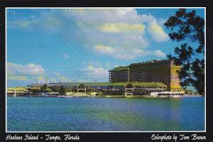 Market Place and Harbour Island Hotel Harbour Island Tampa Florida