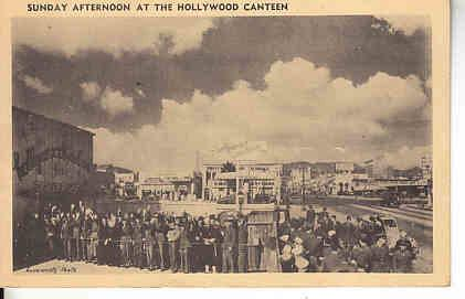 US - Los Angeles - Hollywood Canteen - WWII