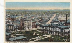 TOLEDO , Ohio , 1910s ; Bird's Eye View