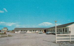 SAULTE STE MARIE , Ontario , 50-60s ; The Lincoln Motel