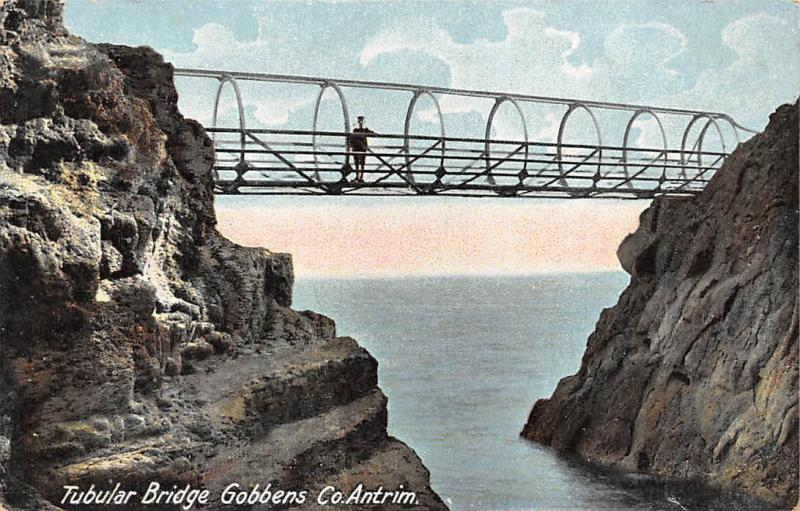 Northern Ireland Co. Antrim, Tubular Bridge Cobbens