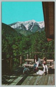 Coaldale Colorado~Cuttys of Hayden Creek~Hayden Pass~1950s Postcard