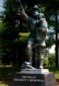Michigan Roscommon Michigan Firemen's Memorial