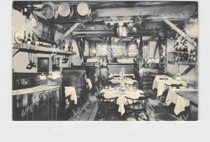 PPC POSTCARD ILLINOIS CHICAGO THE DRAKE CAPE COD ROOM INTERIOR VIEW