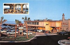 Virginia Beach VA~Lighthouse Restaurant~Oceanfront & Rudee Inlet~1970s Cars~PC