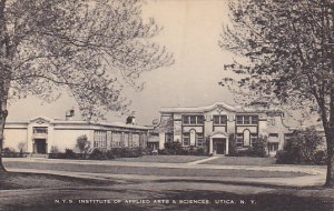 Institute of Applied Arts and Sciences Utica New York