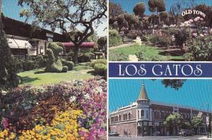 California Los Catos Old Town